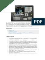 El Control GSK218M Es Un Control Popular Desarrollado Independientemente Por GSK CNC Equipment Co