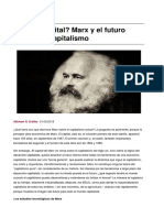 ¿Capital digital? Marx y el futuro digital del capitalismo