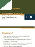 LP 2 Membrul Superior