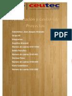 Formulación y Gestión de Proyectos. Grupo 2