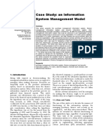 An Information System Management Model.pdf