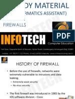Firewalls Infotech
