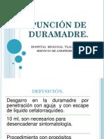 PUNCIÓN DE DURAMADRE viernes.pptx