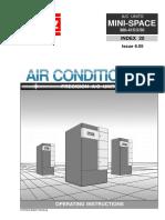 AC Stulz MiniSpace