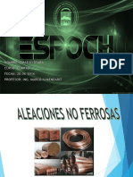 08. Metales No Ferrosos y Sus Aleaciones