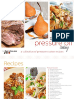 2014 Pressure Cooker E-cookbook