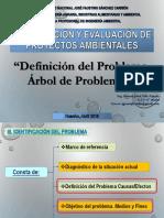Clase 04 FyEPA 27-04-2018_Definicion Del Problema, Arbol de Problemas