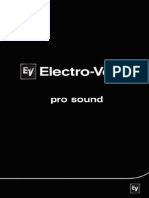 Pro Sound-Black Cover Catalog