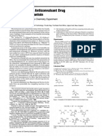 mecanismo sintesis difenilhidantoína