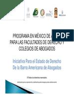 1 Sistema Acusatorio Visión General Curso en Técnicas Básicas Para El Litigio Oral Penal Diciembre 2015 México D.F.