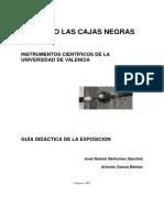 José R. Bertomeu Sánchez_Antonio García Belmar_Abriendo las Cajas Negras. Los Instrumentos Científicos de la Universidad de Valencia. Guía Didáctica.pdf