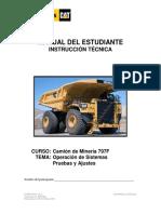 Sistemas de Camiones de Obra 797F (Marzo 2012)