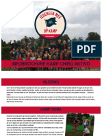 infobrochure kamp editie 2018