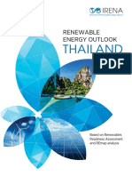 IRENA Outlook Thailand 2017