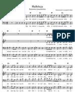 Halleluja - Harmónia choir SATB
