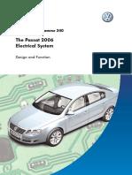 En Ssp 340 the Passat 2006 Electrical System 1