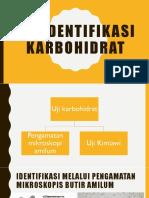 Tugas uji identifikasi Karbohidrat.pptx