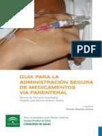 Guía para la Administración de Medicamento Paraenteral.pdf