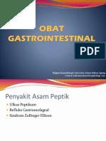 Obat Gastrointestinal