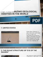 Amazing Geological Oddities by Li Haidong Singapore