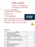 1. Introduction.chapter 1 Fapet,FPIK, Biologi, FTIP 2014 - Copy.pps