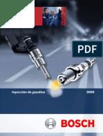 Bosch-Catalogo Inyeccion de Gasolina 2008