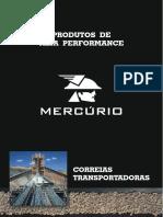 Catalogo Correias Transportadoras Mercurio