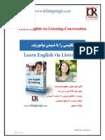 Learn English via Listening-Level 6-PDF
