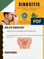 PPT sinusitisss