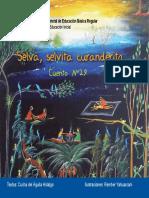 Selva Selvita Curanderita