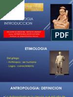 Antropologia Introduccion - Antropologia Socio Cultural