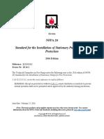 NFPA 20_Errata N°20_16_1
