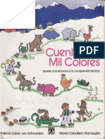 Libro cuento de mil colores