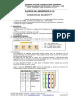 Practica de Laboratorio 02-Conectorización_2018-1