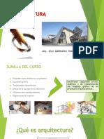 CLASE 1 - Introd. Arq. Campos Accion, Ramas, Principios Basicos, Etc.
