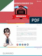 Acessibilidade Cultural - Museus