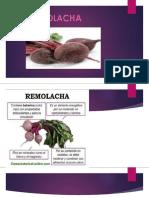 La Remolacha