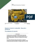 Cat C15- C18 Desarmado y Armado motor.pdf