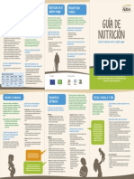 Guia de Nutricion
