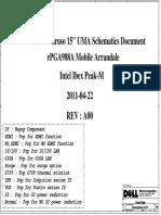 DELL N5040 DV15_CP 10263-1 48.4IP01.011_A00_MB_0422_INS
