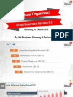 Sosialisasi Organisasi DBS 5.0 (Tayang)