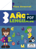 Lenguaje 3 Años Libro