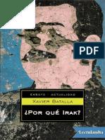Por que Irak - Xavier Batalla.pdf