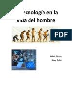 La tecnología en la vida del hombre.docx