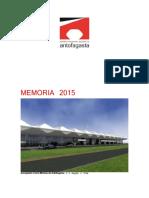 7 Memoria 2015 Aeropuerto Cerro Moreno de Antofagasta