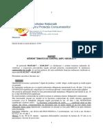 Raport ANPC Sanctiuni Aplicate IFN