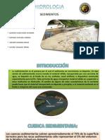 Sedimentacion en Cuencas