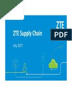 ZTE Supply Chain