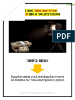Strategi Bisnis Trading Binary Options Tanpa Loss