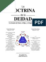 001 - La Doctrina de La Deidad - Libro